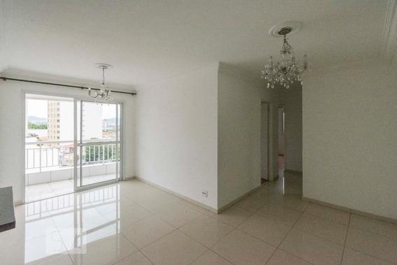Apartamento No 4º Andar Com 3 Dormitórios E 2 Garagens - Id: 892995496 - 295496