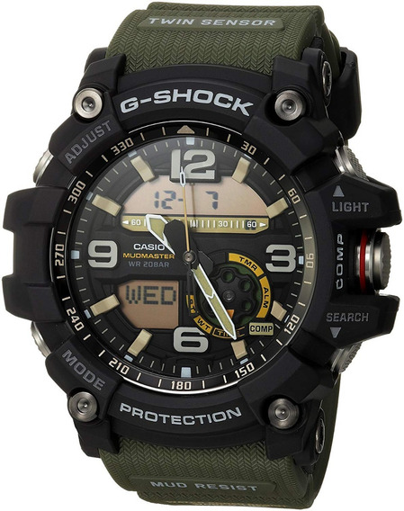 Casio Gg-1000-1a3cr Mudmaster G-shock Reloj - Ces16
