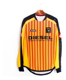 Camisa De Futebol Masculino Bassano Virtus 2015/16 Lotto