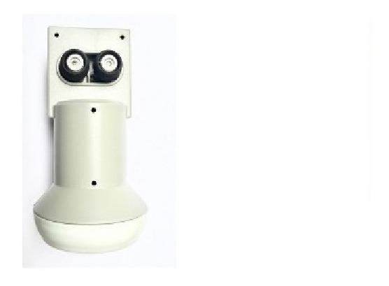 Kit Com 2 Lnb Duplo Universal