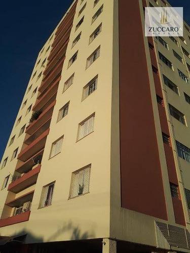 Apartamento Na Timóteo Penteado, Edifício Cravinia. - Ap10069