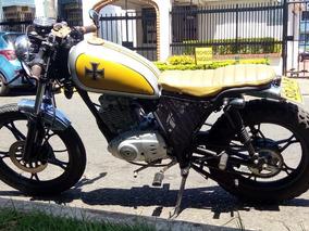 Suzuki Gn-150/repotenciada