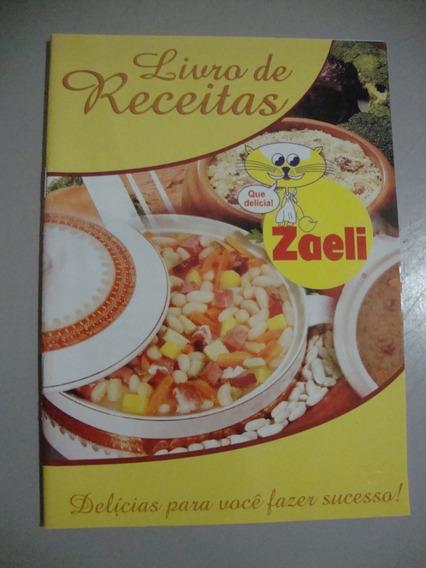 Livro De Receitas Zaeli