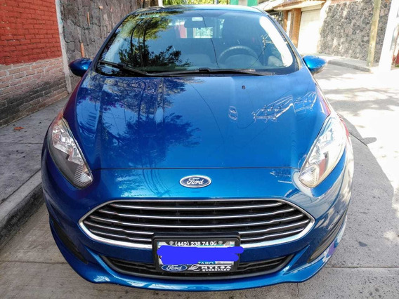 Ford Fiesta Se Manual