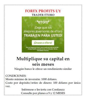 Inversiones En El Mercado Forex. Gane Dinero Sin Trabajar.