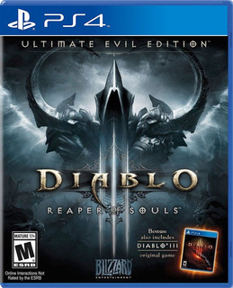 Diablo 3 Reaper Of Souls Juego Ps4 Fisico / Mipowerdestiny