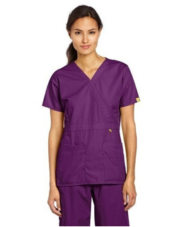 Wonderwink Scrubs - Uniforme Quirurjico Mujer L 681