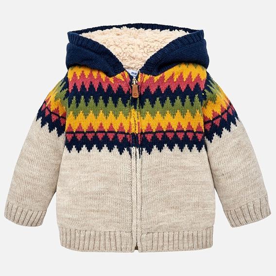 Hermoso Suéter Mayoral Para Bebe Niño #6 Meses Est. 2346 A