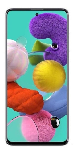 Samsung Galaxy A51 128 Gb Prism Crush Black 4 Gb Ram