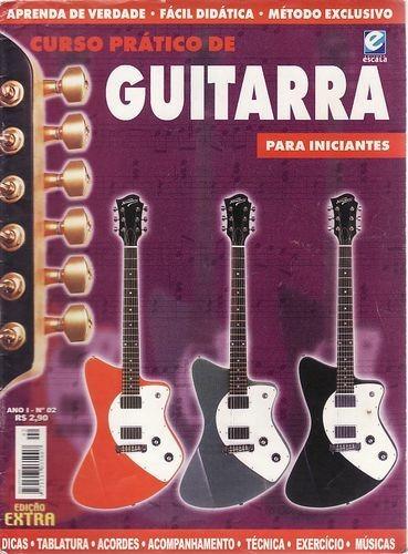 Curso Prático De Guitarra: Para Iniciant Sem Autor