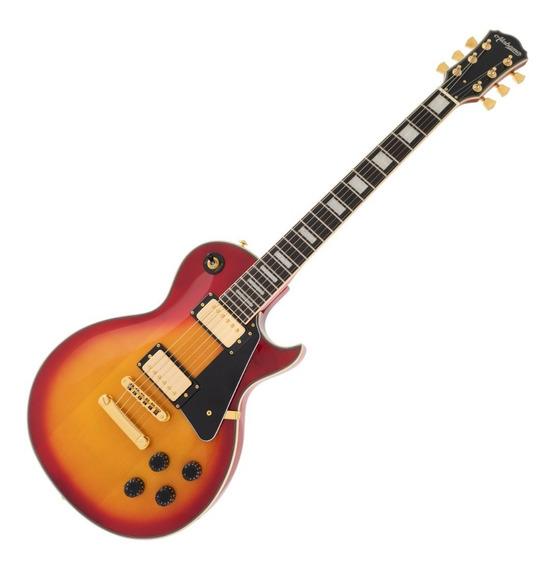 Guitarra Electrica Alabama Les Paul Custom Lp-402 - Cuotas