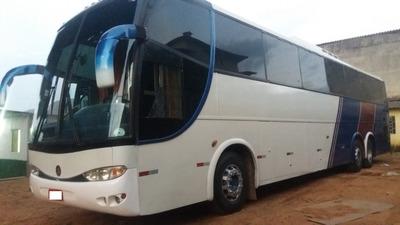 Onibus Mercedes-benz Executivo -marcopolo 50 Lugares Trucado