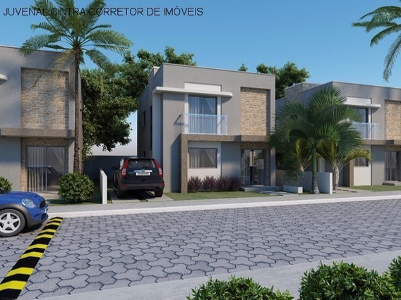 Casa 4 Suítes Em Condomínio Fechado, Itapuã. - J700 - 34383167