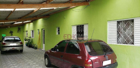 Casa À Venda, 200 M² Por R$ 277.000 - Conjunto Residencial Araretama - Pindamonhangaba/sp - Ca1900