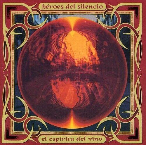 Heroes Del Silencio - El Espiritu Del Vino Importado