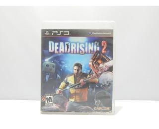 Dead Rising 2 - Ps3 ¡fisico - Usado!