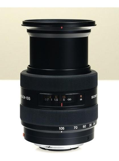 Lente Objetiva P/ Camera Sony 24-105mm Sal F/3.5-4.5