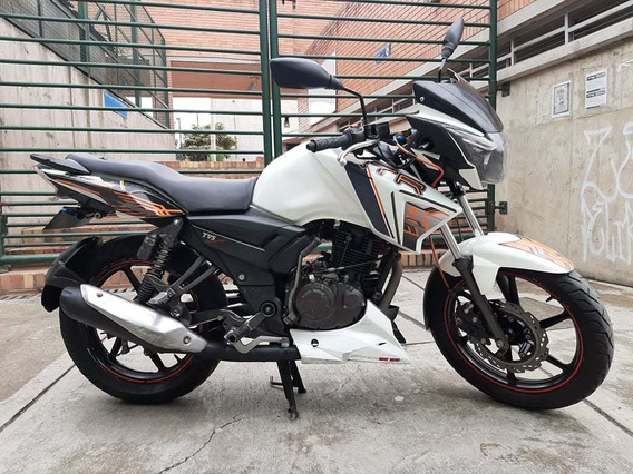 Moto Tvs Apache 160cc Barata $2,990.000 Bogota