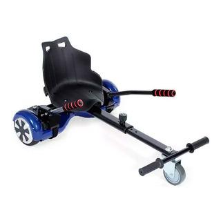 Carrinho Para Hoverboard Hoverkart Universal Bw058 Preto