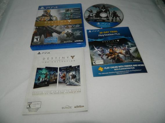 Destiny The Collection - Ps4 Mídia Física - Na Caixa