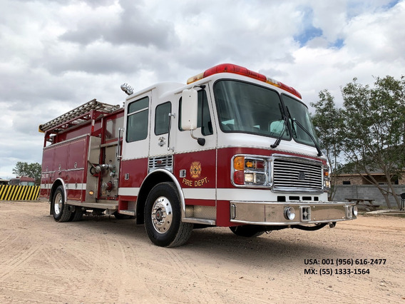 Camion Bomberos 1997 American Lafrance
