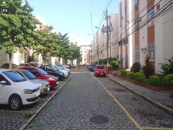 Apartamento Em Pechincha, Rio De Janeiro/rj De 72m² 3 Quartos À Venda Por R$ 250.000,00 - Ap98210