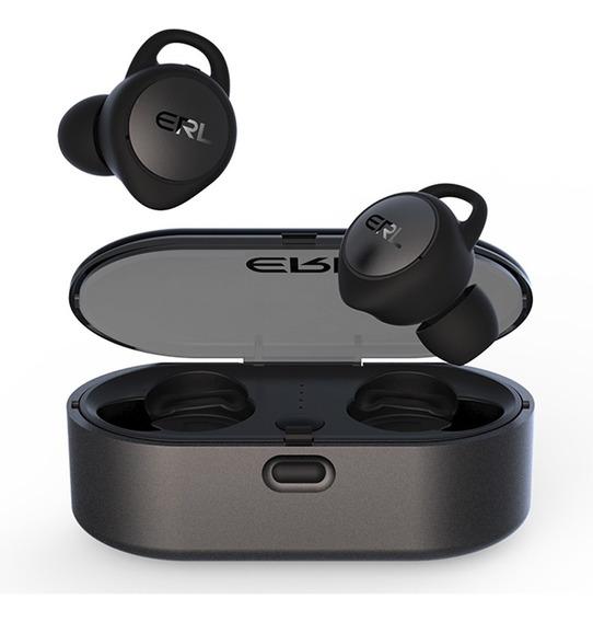 Fones De Ouvido Erl Dual Earbuds Sem Fio Verdadeiro Mini Twi