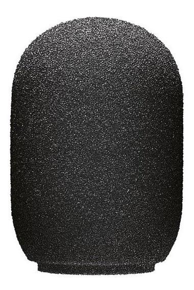 Espuma Para Microfone Dinâmico Shure Sm 7b