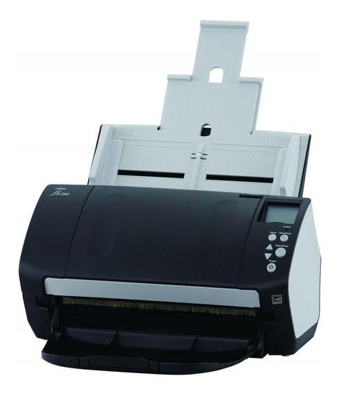 Scanner De Mesa Fujitsu Fi-7160 7160 Fi7160 Novo Nota Fiscal