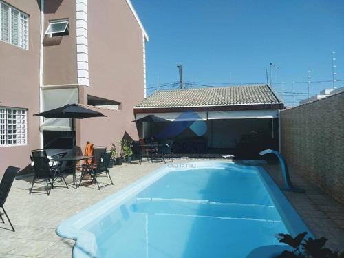Imagem 1 de 25 de Sobrado Com 4 Dormitórios À Venda, 191 M² Por R$ 650.000,00 - Residencial Santa Paula - Jacareí/sp - So2104
