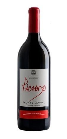 Vino Tinto Monte Xanic Gran Ricardo 1500 Ml.*