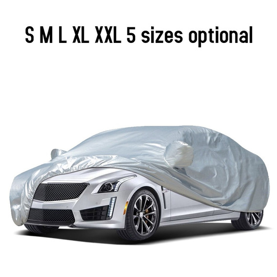 Completo Carro Capa Protetor Solar Exterior Interior Calor