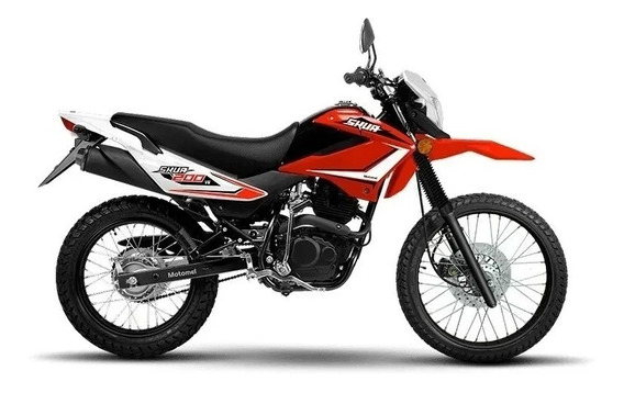 Motomel Skua 200 18ctas$5.892 Motoroma (125 150 250)