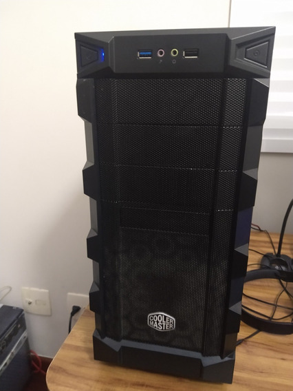 Desktop Gamer Gtx970 I7 4790k 16gb Ram 1tb Hd E 120 Gb Ssd