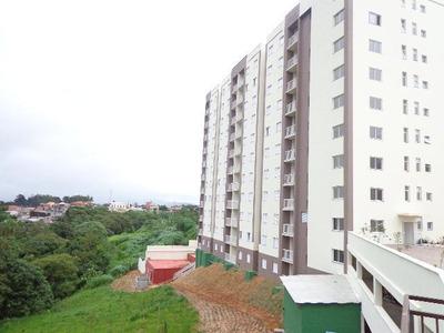 Apartamento Em Jardim Europa, Vargem Grande Paulista/sp De 56m² 2 Quartos Para Locação R$ 1.250,00/mes - Ap120437