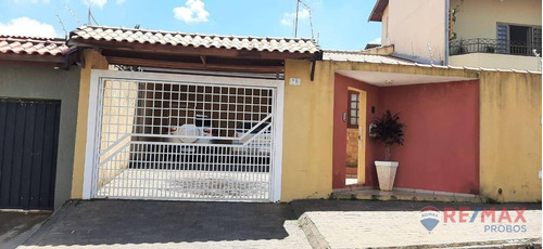 Casa Com 3 Dormitórios À Venda, 121 M² Por R$ 480.000,00 - Jardim Regente - Indaiatuba/sp - Ca1462
