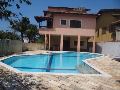 Casa Em Itanhaém Litoral Sp Á 100 Metros Da Praia - 6616!!!