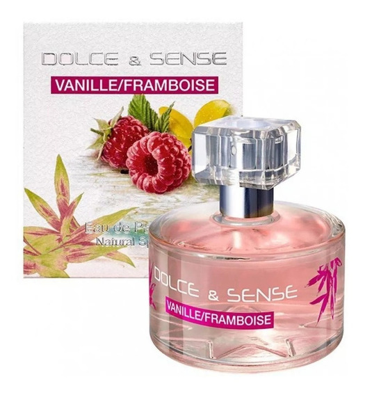 Perfume Dolce Sense Vanille Framboise Paris Elysees Novidade