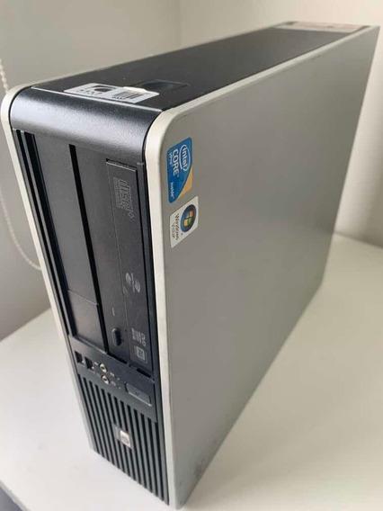 Computador Hp Compaq Dc7900 Core 2 Duo, 4gb, Hd250gb