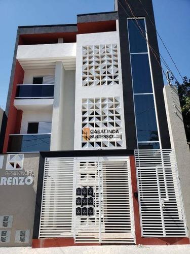 Imagem 1 de 10 de Apartamento Com 2 Dormitórios À Venda, 45 M² Por R$ 270.000,00 - Vila Formosa - São Paulo/sp - Ap6295