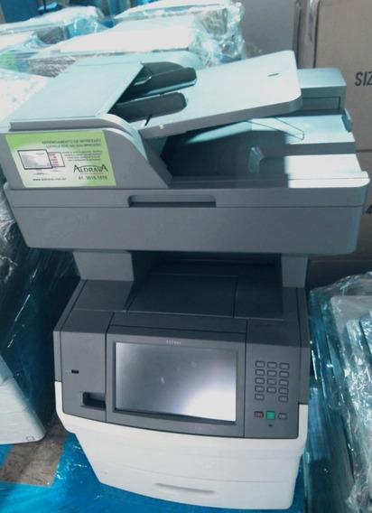 Impressora Lexmark X656, Revisada E Garantia 90 Dias