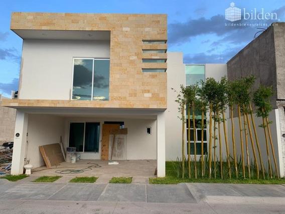 Casa Sola En Venta Frac.|fracc. Linda Vista Residencial En Durango