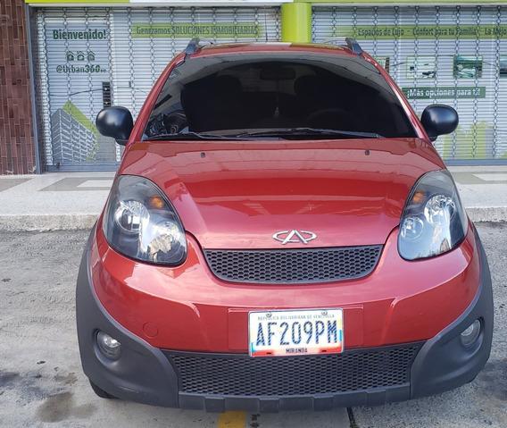Chery X1 1.3 Carro En Excelentes Condiciones Muy Conservado
