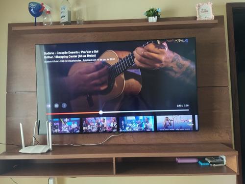 Imagem 1 de 1 de Tv Samsung 55 Polegadas Smart Crystal Uhd 4k