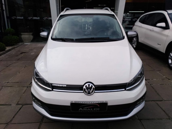 Volkswagen Crossfox 1.6 Msi 2015 Branco Flex