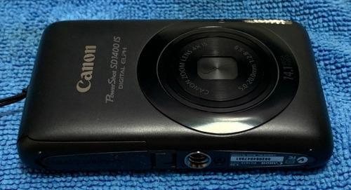 Câmera Canon Sd1400 Is