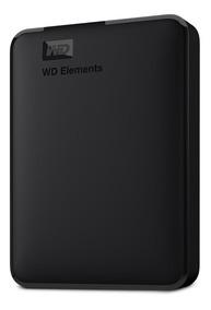 Disco Externo 2 Tb Usb 3.0 Wd Element Portatil Garantia Full