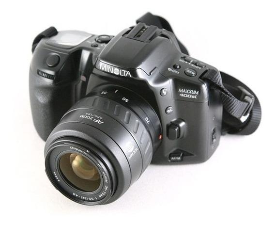 Camera Minolta Maxxun 400si
