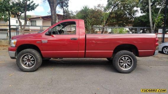 Dodge Ram Pick-up .