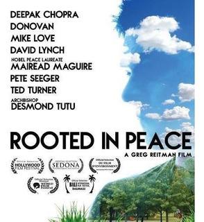 Rooted In Peace Blu-ray : Greg Reitman